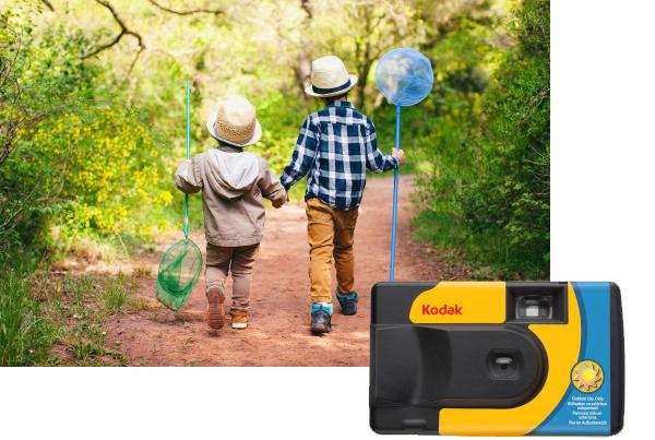 KODAK-Daylight-Single-Use-Camera