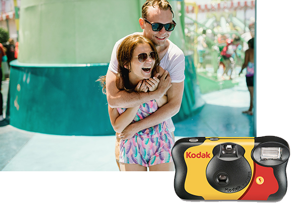 KODAK-FUN-SAVER-Single-Use-Camera